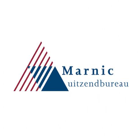 Marnic uitzendbureau B.V. logo