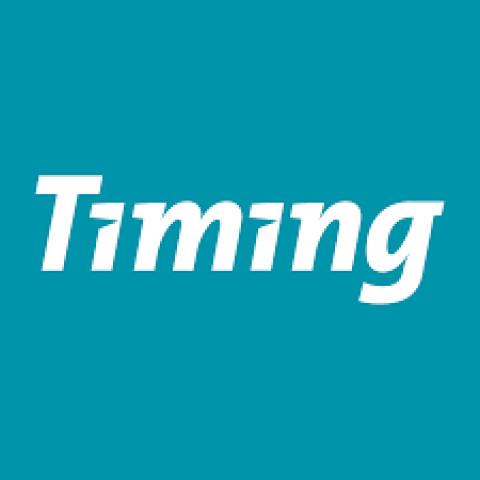 Logo Timing Uitzendteam B.V.